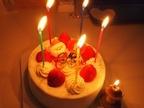 今年も感謝の気持ちを込めてケーキのプレゼント☆Merry Xmas!