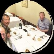 Mushroom meeting in Ushimado!